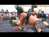 My1Wrestling.ru CZW 14th Anniversary Show 2013 - Christina Von Eerie vs. MASADA(Fatal Attraction Death Match)